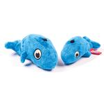 Hear Doggy Plush Dog Toy - Whale
