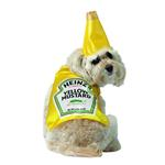 View Image 1 of Heinz Mustard Bottle Dog Costume by Rasta Imposta