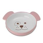 View Image 1 of Here Doggy Pink Dog Bowl