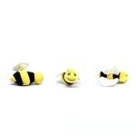 View Image 2 of Hide-a-Bee Plush Dog Puzzle Toy