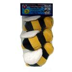 View Image 1 of Hide-a-Bee Plush Dog Toy Bee Replacements