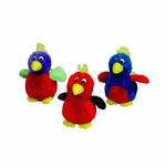 View Image 1 of Hide-a-Bird Plush Dog Toy Bird Replacements