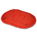 View Image 2 of Highlands Dog Bed by RuffWear - Granite Gray