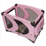 View Image 1 of Home N Go Pet Pen - Pink Ice