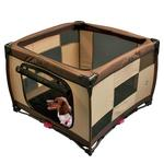 View Image 1 of Home N Go Square Pet Pen - Sahara