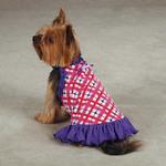 View Image 1 of Hugs & Kisses Dog Dress