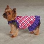 View Image 3 of Hugs & Kisses Dog Dress