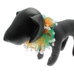 Hurricanes Party Dog Scrunchy