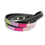 View Image 1 of Ice Cream Dog Leash - Pink Bones