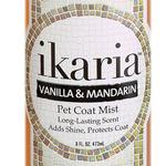 View Image 2 of ikaria Vanilla / Mandarin Dog and Cat Coat Mist