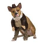 View Image 1 of Indiana Jones Dog Halloween Costume