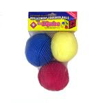 View Image 1 of IQube Plush Dog Toy Ball Replacements