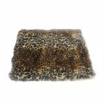 Jaguar Tiger Dreamz Luxury Bed - Fleece/Faux Fur