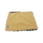 View Image 2 of Jaguar Tiger Dreamz Luxury Bed - Fleece/Faux Fur