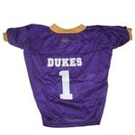 View Image 1 of James Madison Dukes Dog Jersey