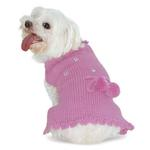 View Image 1 of Jewel Dog Sweater Dress by Dogo