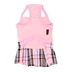View Image 2 of Junior Dog Dress by Puppia - Pink