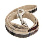 View Image 1 of Junior Dog Leash by Puppia - Beige