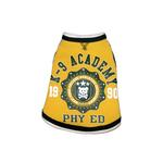 View Image 1 of K9 Academy Dog Tank Top - Yellow