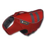 View Image 1 of K-9 Float Coat Dog Life Jacket by RuffWear - Red Currant