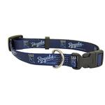 View Image 1 of Kansas City Royals Baseball Printed Dog Collar
