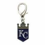 View Image 1 of Kansas City Royals Logo Dog Collar Charm