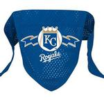 View Image 1 of Kansas City Royals Mesh Dog Bandana
