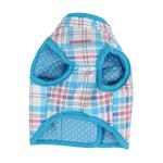 View Image 3 of Kayla Pinka Wrap Dog Harness by Pinkaholic - Blue