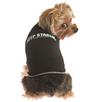 View Image 1 of 'Keep Staring...' Dog T-Shirt