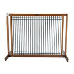 View Image 1 of Kensington Free Standing Wood/Wire 30