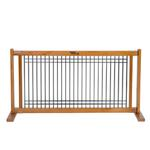 View Image 1 of Kensington Free Standing Wood/Wire 20