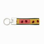View Image 1 of Up Country Key Ring - Ladybug