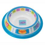 View Image 1 of Kitty Parade & Mice Brights Designer Plastic Cat Bowl