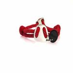 View Image 2 of Knot-A-Collar for Dogs by RuffWear - Red Rock