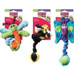 View Image 1 of Kong Kitty Fuzz Bugs Cat Toy
