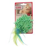 View Image 3 of Kong Moppy with Feathers Catnip Toy