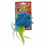 View Image 2 of Kong Moppy with Feathers Catnip Toy
