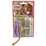 View Image 1 of Kong Refillable Catnip Toy - Corduroy Mouse