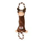 View Image 1 of Kong Tugger Knots Dog Toy - Moose