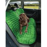 View Image 1 of Kurgo Loft Reversible Bench Seat Cover - Green and Gray