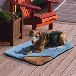 View Image 1 of Kurgo Pet Wander Bed - Blue