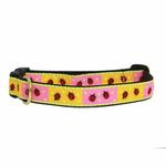 View Image 1 of Ladybug Dog Collar by Up Country
