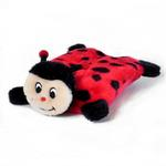 View Image 1 of Ladybug Squeakie Pad Dog Toy