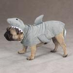 View Image 2 of Land Shark Costume for Dogs by Zack & Zoey
