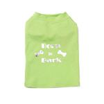 View Image 2 of Lime Green Born to Bark T-Shirt