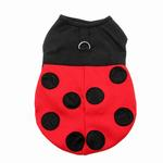 View Image 3 of Little Ladybug Dog Costume Harness