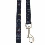View Image 2 of Little Snow Flirt Dog Leash by Pinkaholic - Navy