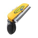 View Image 1 of Long Hair FURminator for Large Dogs - Yellow