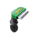View Image 1 of Long Hair FURminator for Small Dogs - Green