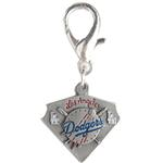 View Image 1 of Los Angeles Dodgers Pennant Dog Collar Charm